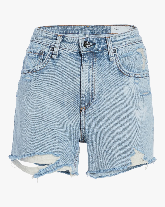 Dre Distressed Denim Short