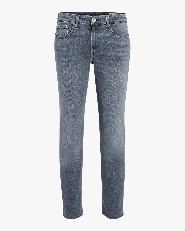 Dre Low-Rise Ankle Slim Jean
