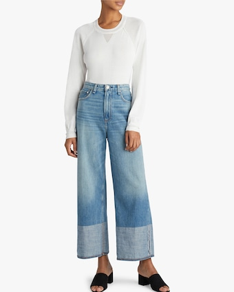 rag & bone Ruth Super High-Rise Wide Leg Jean 2