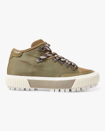 Army Hiker Low Boot