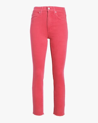 The Milla Ankle Cut Hem Jeans