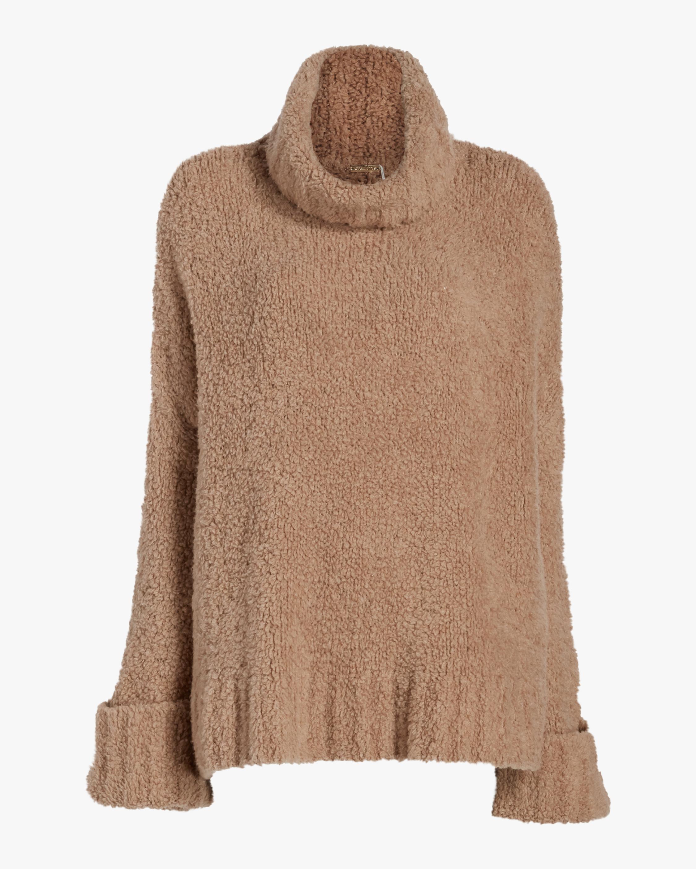 Cashmere Teddy Bear Sweater