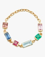 Yi Collection Rainbow Chain Ring 0