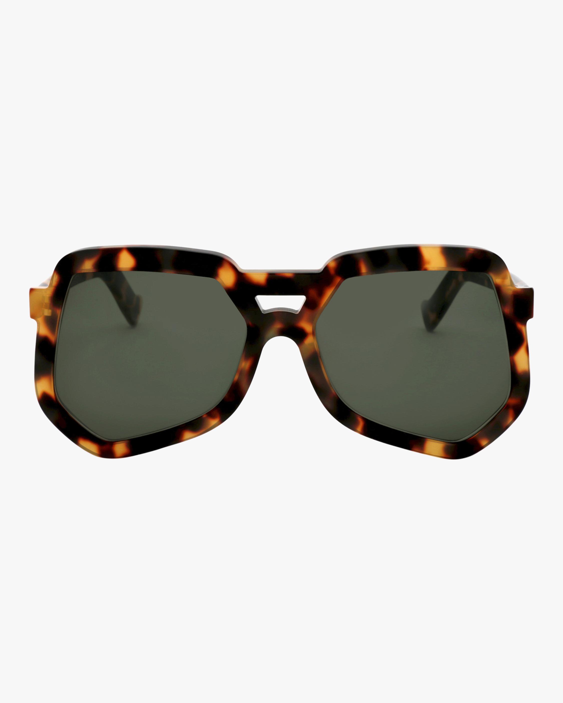 Clip Aviator Sunglasses