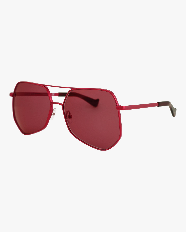 Megalast Hexagon Aviator Sunglasses
