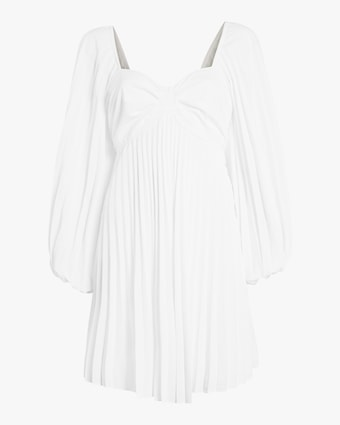 Lincoln Pleated Dress