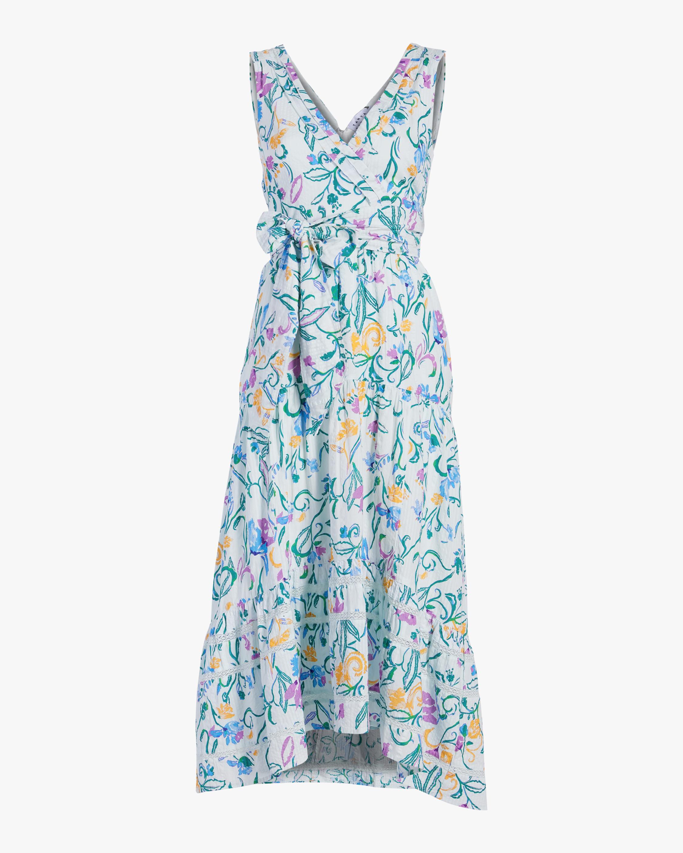 Neves Wrap Dress