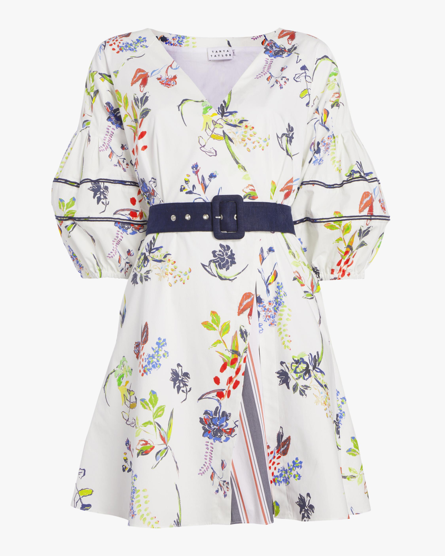 Rachele II Belted Dress