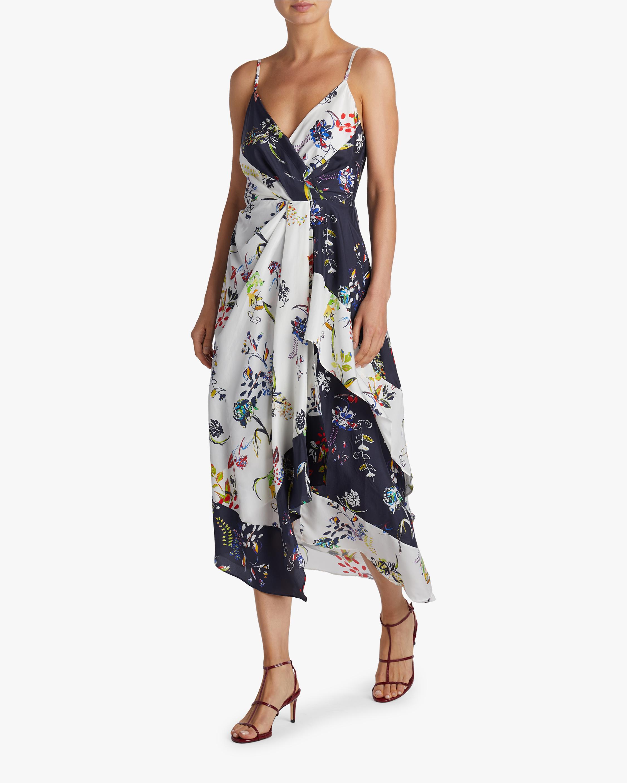 Catia Scarf Dress