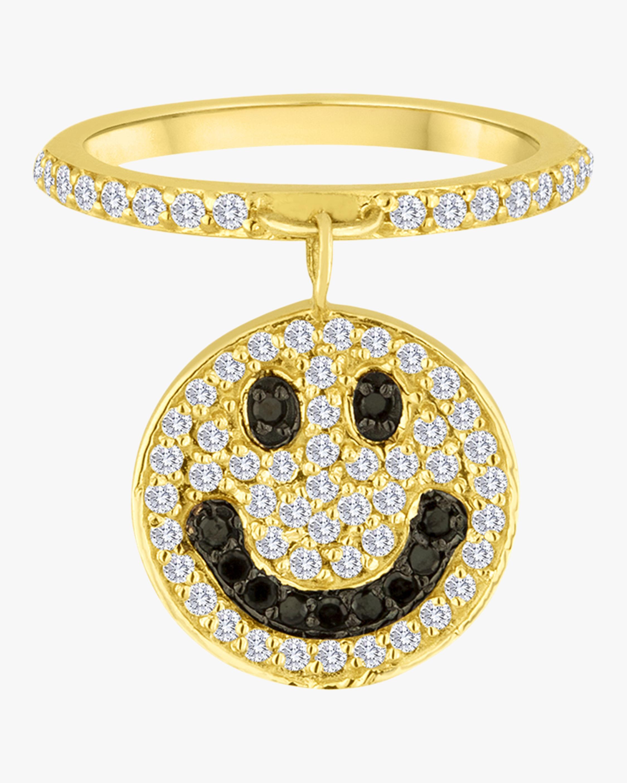 Eden Presley Large Charm Ring 0