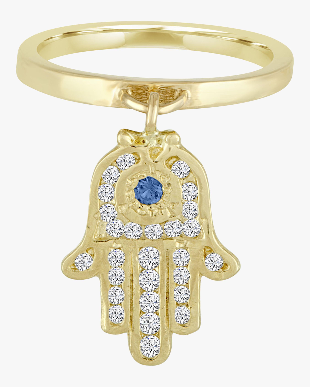 Large Charm Ring