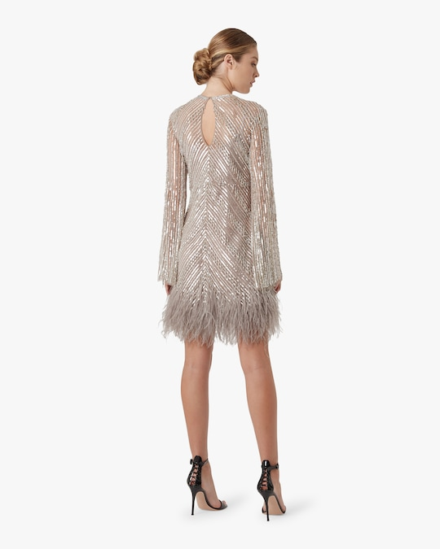 Rachel Gilbert Eugenie Mini Dress 1