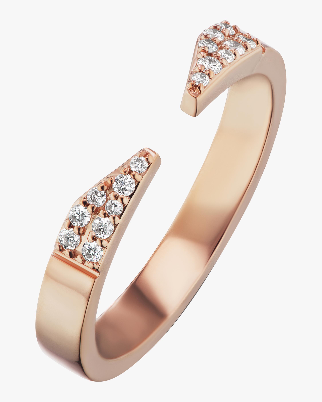 Primeval Pave Ring