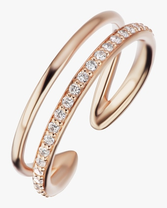 Inamorata diamond ring