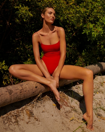 The C One Piece Swimsuit