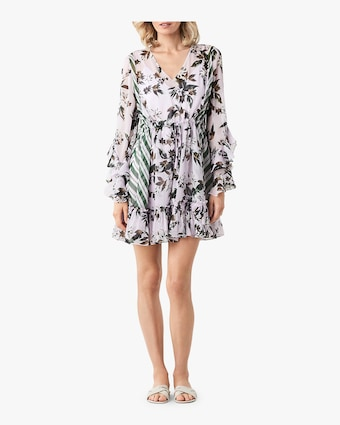 Harlow Ruffled Mini Dress