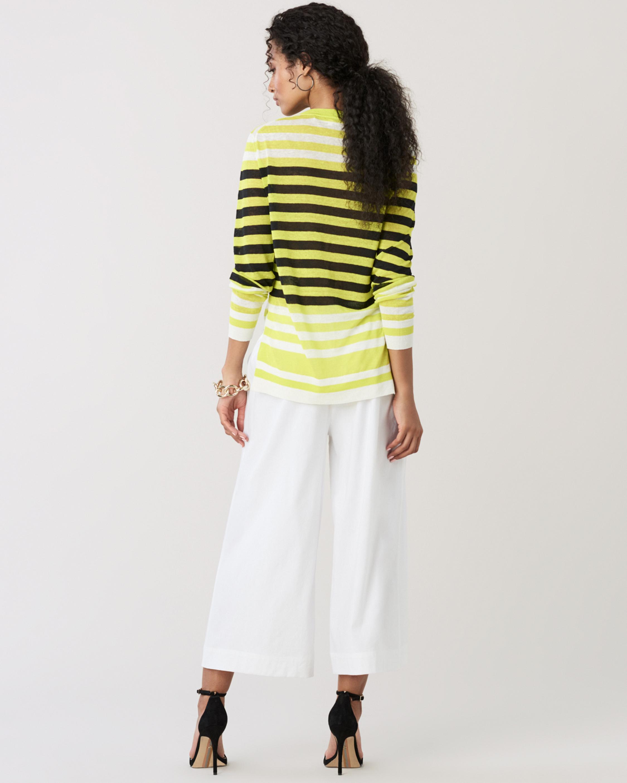 Kayla Linen Knit Sweater