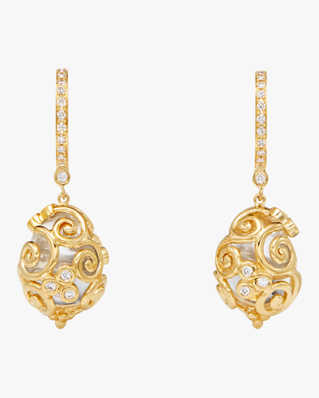 Lattice Amulet Earrings