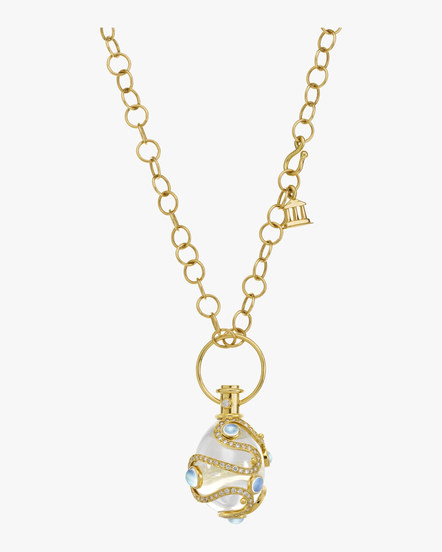 Matisse Moonstone Amulet