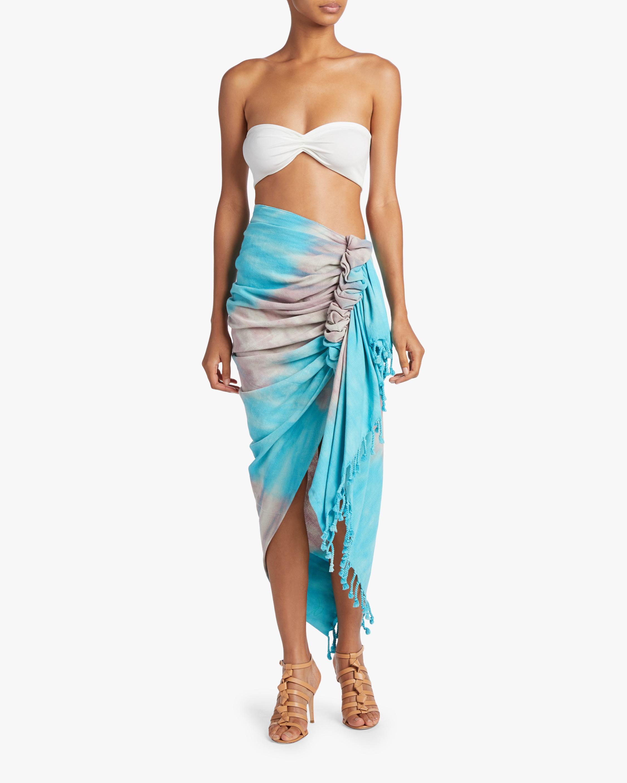 Celeste Tulum Tie Dye Skirt