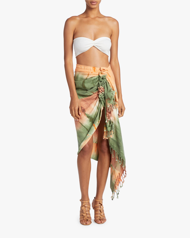 Indio Tulum Tie Dye Skirt