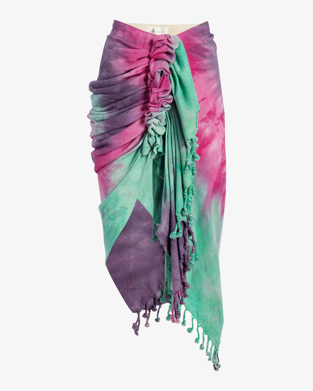 Karma Tulum Tie Dye Skirt