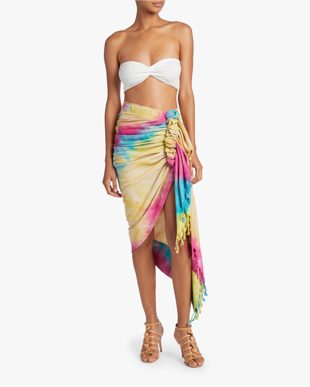 ZiggyTulum Tie Dye Skirt