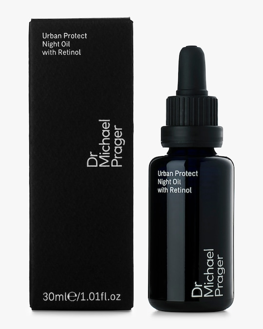 Prager Skincare Urban Protect Night Oil 30ml 0
