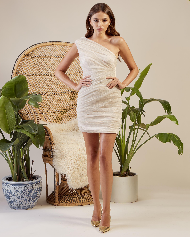 Vivienne Tulle Midi Dress