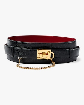The Studio Leather Belt