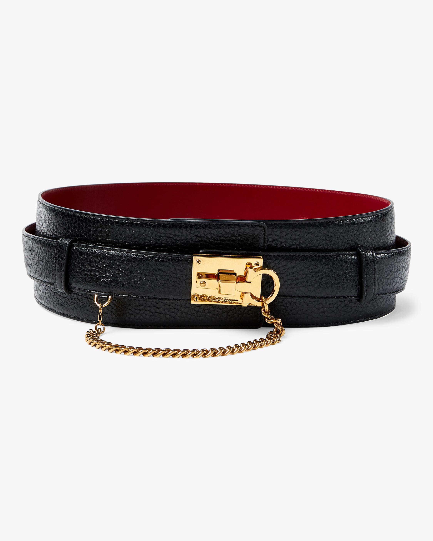 The Studio Leather Belt