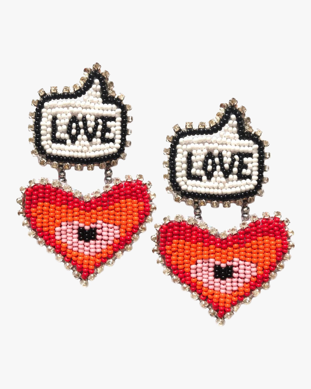 Love Declaration Earrings