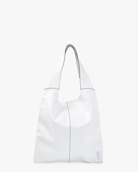 Leather Grand Shopper Bag