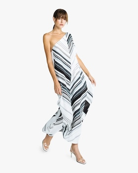 Gloria One Shoulder Maxi Dress