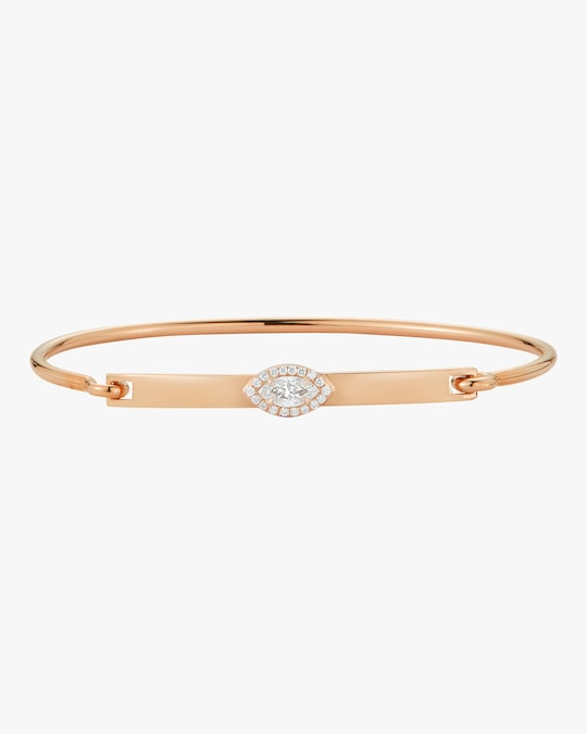 Jemma Wynne Prive Closed Bangle Bracelet 0