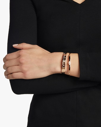 Jemma Wynne Prive Closed Bangle Bracelet 2
