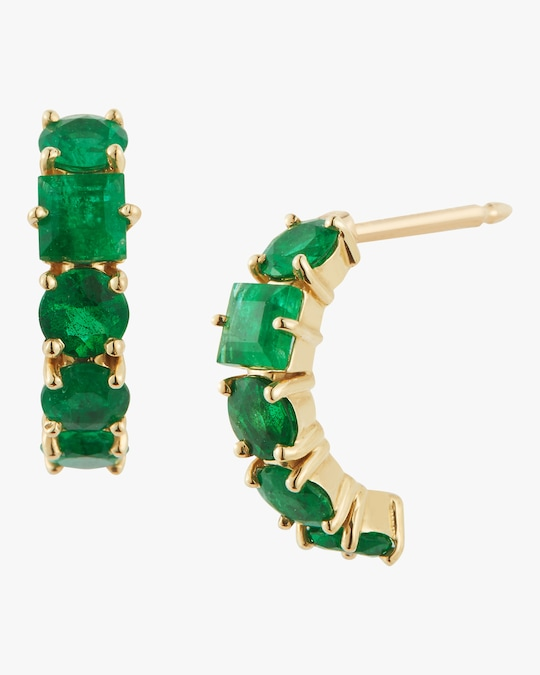 Jemma Wynne Toujours Huggie Earrings 0