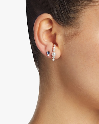 Jemma Wynne Pearl Single Ear Cuff 2