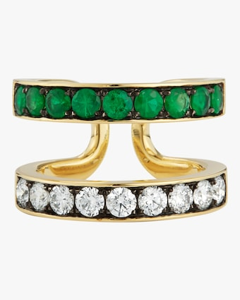 Prive Double Band Ring