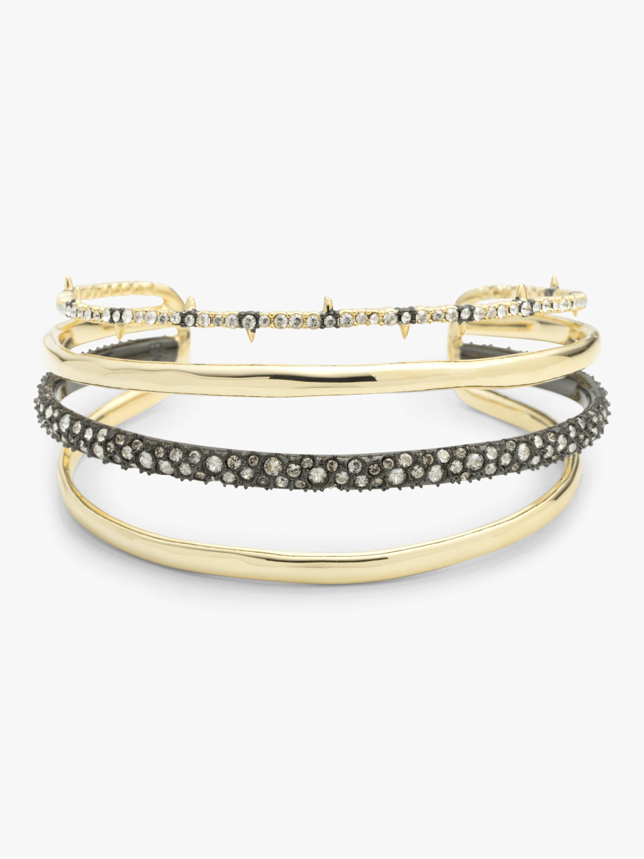 Orbit Cuff Bracelet