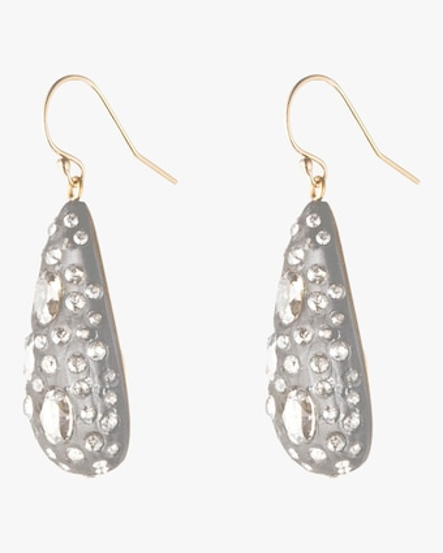 Diamond Dust Dew Drop Earrings