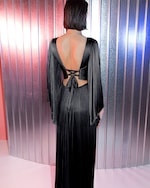 Maria Lucia Hohan Catalina Embellished Long Sleeve Gown 4