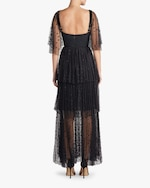 Maria Lucia Hohan Keona Polka Dot Tulle Gown 4