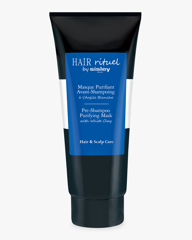 Sisley Paris Pre-Shampoo Purifying Mask 200ml 1