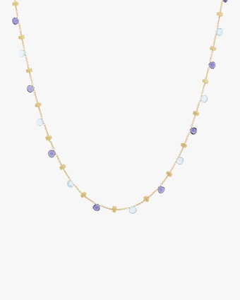 Paradise Gemstone Strand Necklace