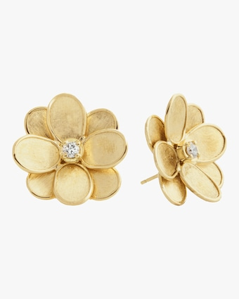 Petali Flower Stud Earrings