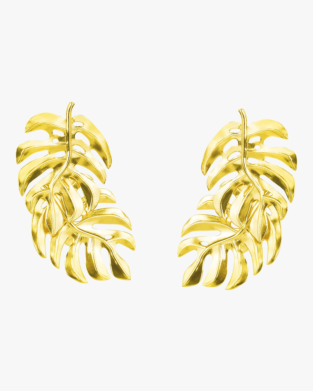 Adam's Rib Earring