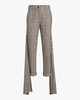 Smythe Plaid Pant