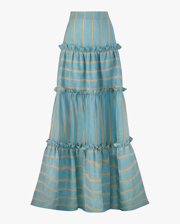 Coquilllage Midi Skirt