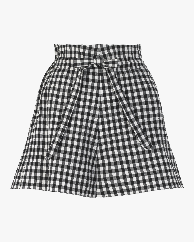 Curacao High Waist Shorts